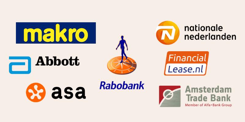 Onder andere Makro, de Rabobank, Nationale Nederlanden, ASA en Abbott speelden de online muziek bingo al!